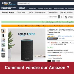 Comment vendre sur Amazon ? Par l'Agence SW