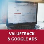 Valuetrack & google ads